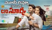 C/o Surya Movie Review Ratings