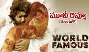 World Famous Lover Movie Review and Rating