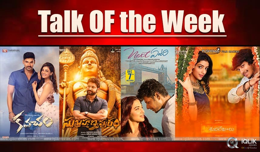 talk of the week exclusive movie updates