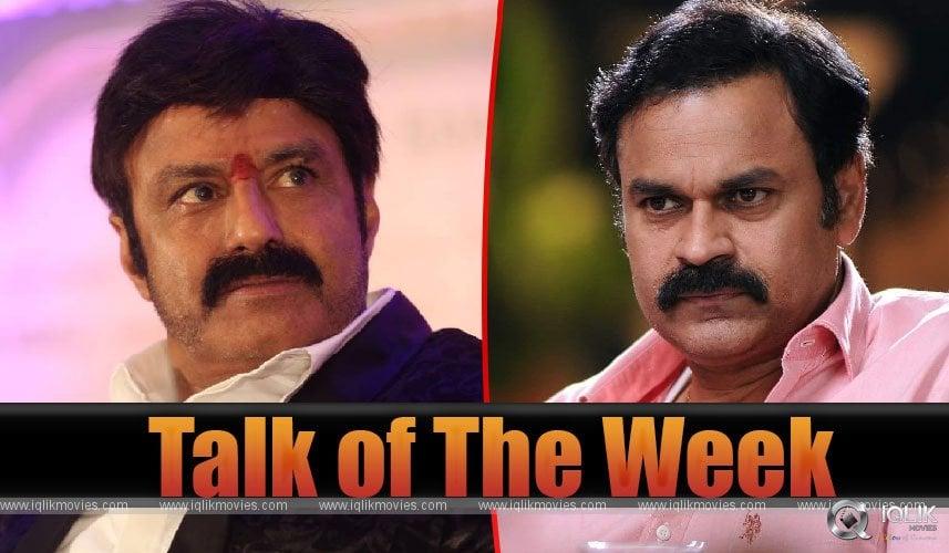 naga babu balayya talk of the week