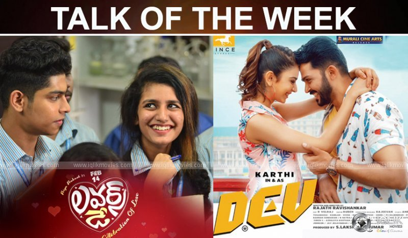 iQlikmovies talk of the week dev, lovers day