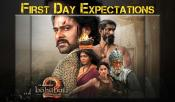 Baahubali 2 First Day Collections Predictions