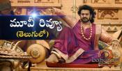 Baahubali 2 Telugu Review Ratings Prabhas Rajamouli