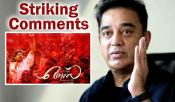 Kamal Hassan Comments on Vijay Mersal Movie
