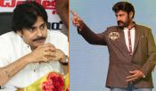 Balakrishna Comments On Pawan Kalyan