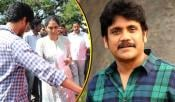 Nagarjuna in Dilemma Over Pawan kalyan-RGV issue