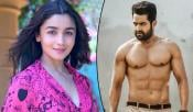 Alia Bhatt in Jr NTR Trivikram Movie Details
