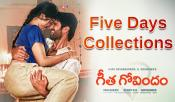 Geetha Govindam Collections Updates