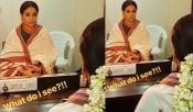 Vidya Balan Look From NTR Biopic