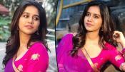 Nabha Natesh Latest Traditional Stills