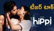 rx100 hero karthikeya's hippi teaser talk