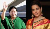 Bollywood Firebrand Kangana Ranaut In Jayalalithaa Biopic