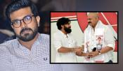 Why Ram charan not responding for pawan kalyan