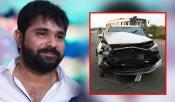 Jabardasth Comedian Chalaki Chanti Car Accident News