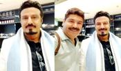 Balakrishna New Look For KS Ravi Kumar Movie