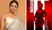 How Rakul Got into Indian 2 Movie