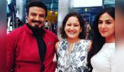 Laila Met Balakrishna Amidst NBK 105 Movie