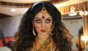 Radhika Kumaraswamy Damayanthi as Samharini