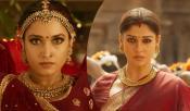 Tamannah Nayanthara Roles in Sye Raa