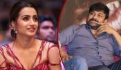 Trisha On Working For Chiru 152