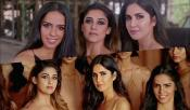 Nayanthara Promoting Katrina Kaif Cosmetics Brand