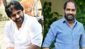 Director Krish For Pawan Kalyan PSPK 26