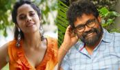 Anasuya In Sukumar Allu Arjun Movie