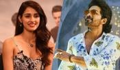 Disha Patani About Allu Arjun Butta Bomma Song