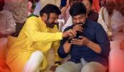 Chiranjeevi Thanks Balakrishna For CCC Donation