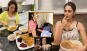 Celebrities In Kitchen Amidst Corona Lockdown