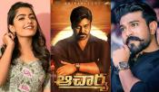 Rashmika For Ram Charan In Acharya
