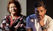 Allu Arjun On Choreographer Saroj Khan Death