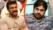 Pawan Kalyan For Ram Charan Trivikram Movie