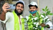 Sharwanand Green India Challenge
