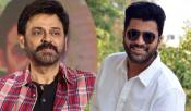 Sharwanand For Venkatesh Movie