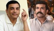 Dil Raju trials to Convince Ram Charan