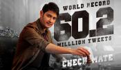 Mahesh Babu's Birthday Trend Creates World Record With 60.2 Million Tweets