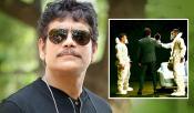 wild dog producers angry on king nagarjuna after bigg boss 4 shoot