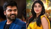 Shruti Hassan In Simbu Movie