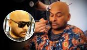 Chiranjeevi Bald Look For Vedalam Remake