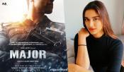 Saiee Manjrekar Joined Adivi Sesh Major Movie