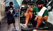 Varun Tej Boxer Shooting Update
