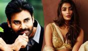 Pooja Hegde In Pawan Kalyan Movies