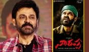 Venkatesh Ready For Narappa
