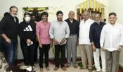 Chiru 153 Lucifer Remake Launched