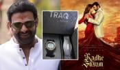 Prabhas Gifts To Radhe Shyam Team