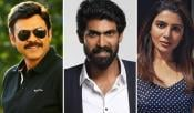 Samantha And Rana In Venkatesh Drishyam 2 Remake