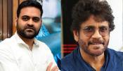 Nagarjuna Praveen Sattaru Movie Begins