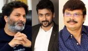 Suriya Movie With Trivikram After Boyapati Srinu