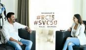 kiara Advani for Ram Charan RC15